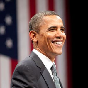 Here comes Obama!