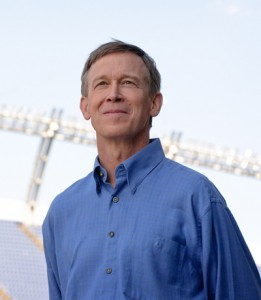 How about a President John Hickenlooper?