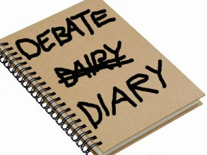 DebateDiary
