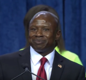 Crossfit champion and political enthusiast Darryl Glenn.