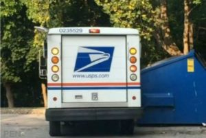 tossing-the-mail-away