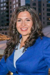 Speaker-designate Crisanta Duran.