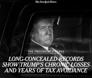 Trump is broke